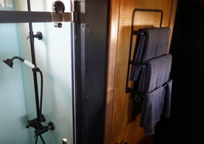 Nord Trond cabin bathroom