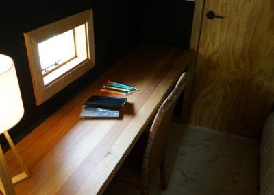 Nord Trond cabin desk