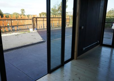 Nord Trond glass doors