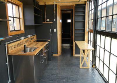 Nord Trond cabin interior